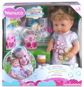 lalki dla dzieci, nenuco