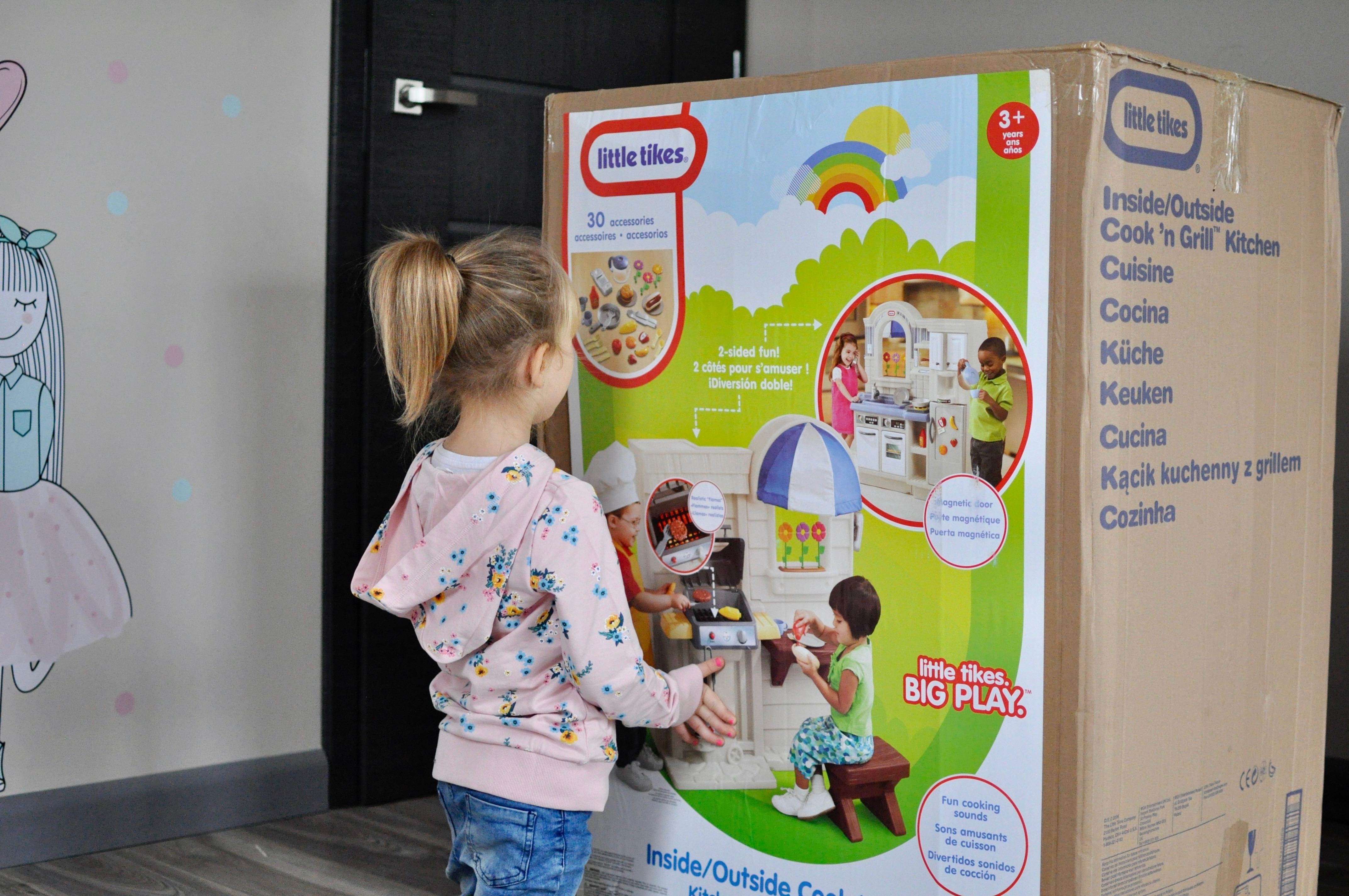 Little Tikes Kuchnia Szefa Dla Dzieci Brykaczepl 2