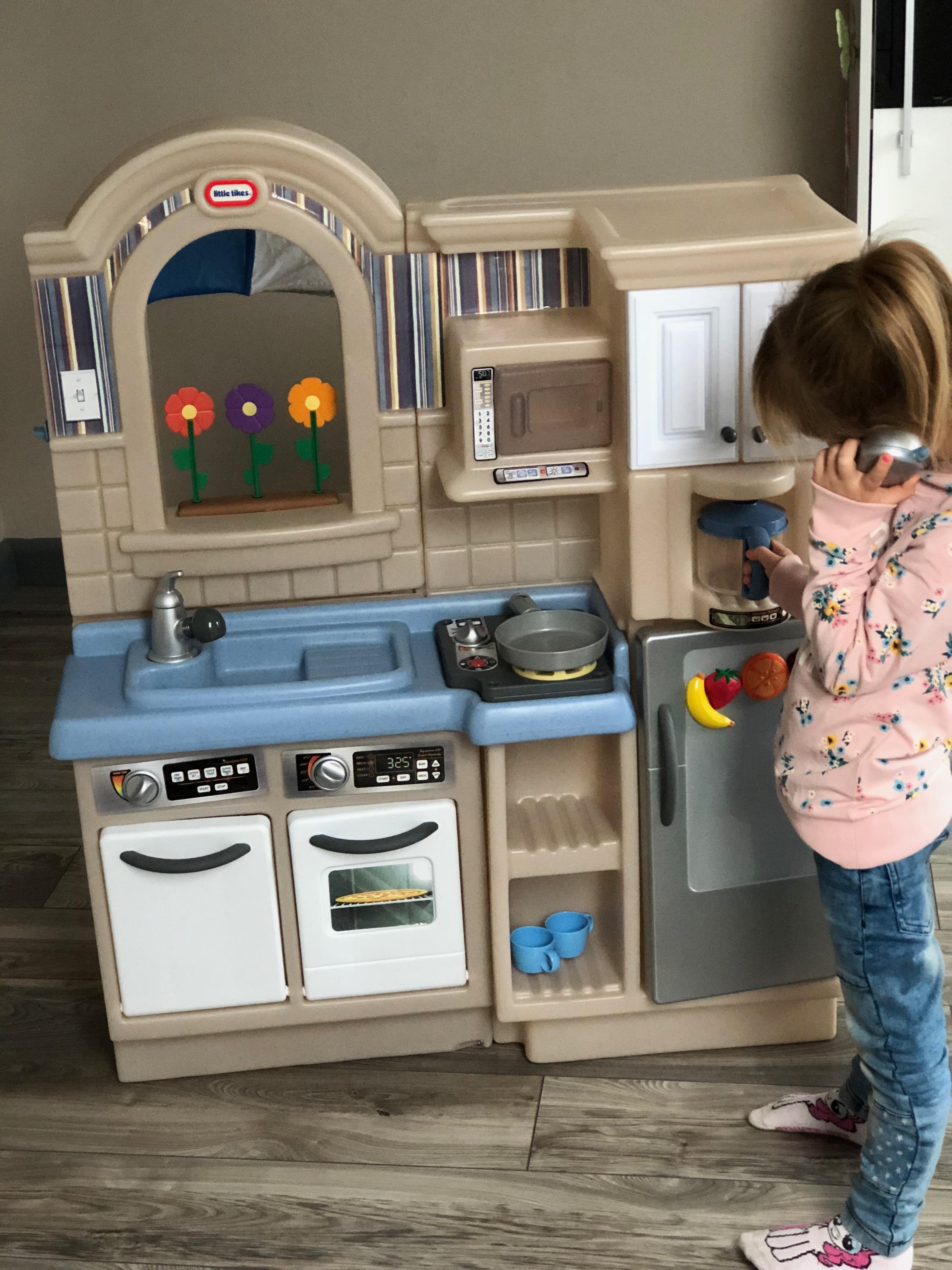 Little Tikes Kuchnia Szefa Dla Dzieci Brykaczepl 27