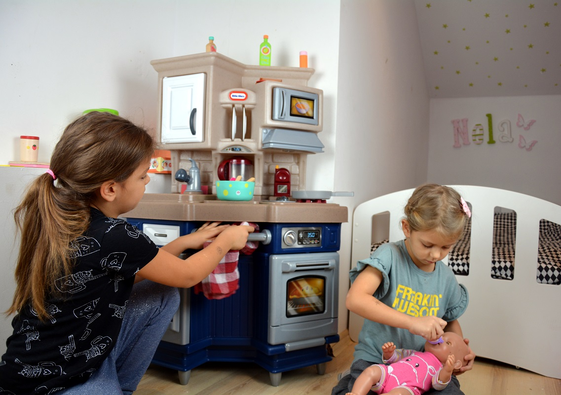Little Tikes Kuchnia Master Chef Dzwiek Brykacze Pl 6