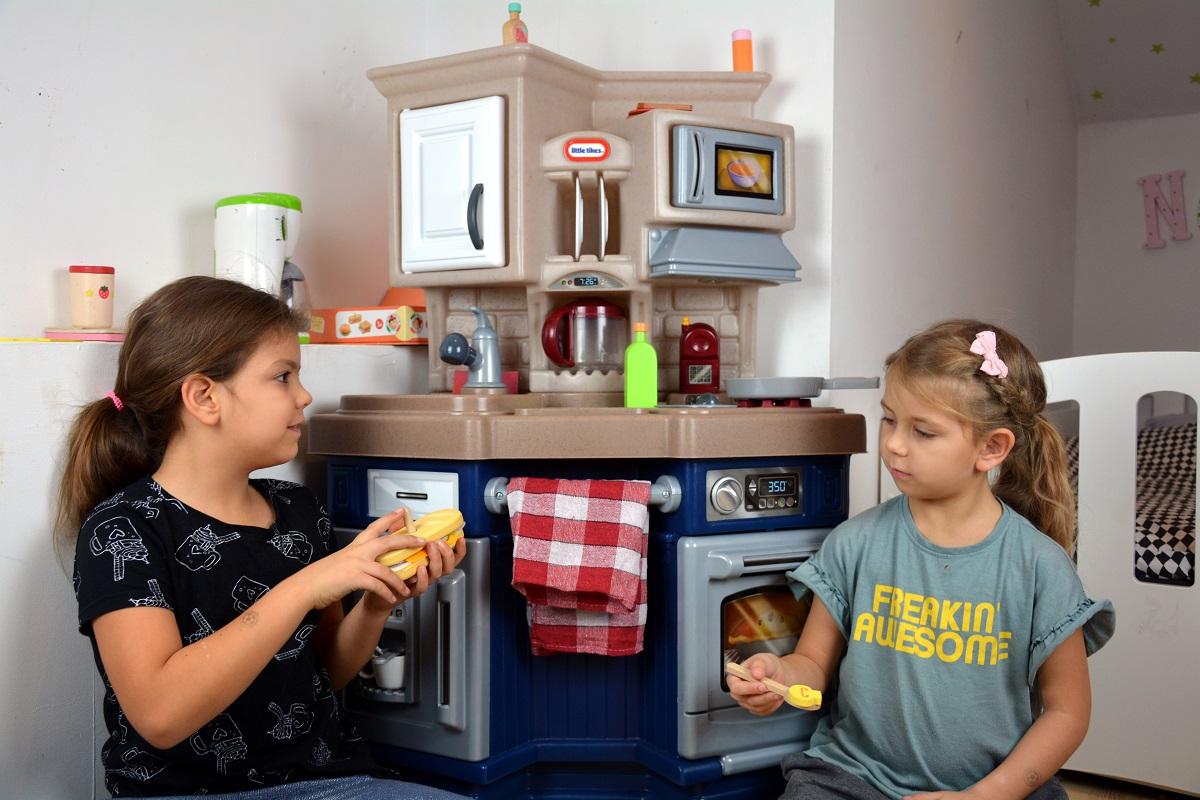 Little Tikes Kuchnia Master Chef Dzwiek Brykacze Pl 8